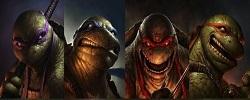 Черепашки Ниндзя / Teenage Mutant Ninja Turtles 1, 2, 3, 4, 5, 6, 7 Сезон НИКЕЛОДЕОН